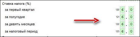Изображение - Как выглядит образец нулевой декларации по усн за 2019-2020 год для ип deklnull14